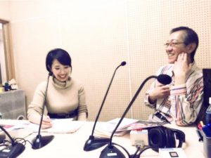"""""""Smileレディがんばる女性たち""""にラジオ出演いたしました。"""