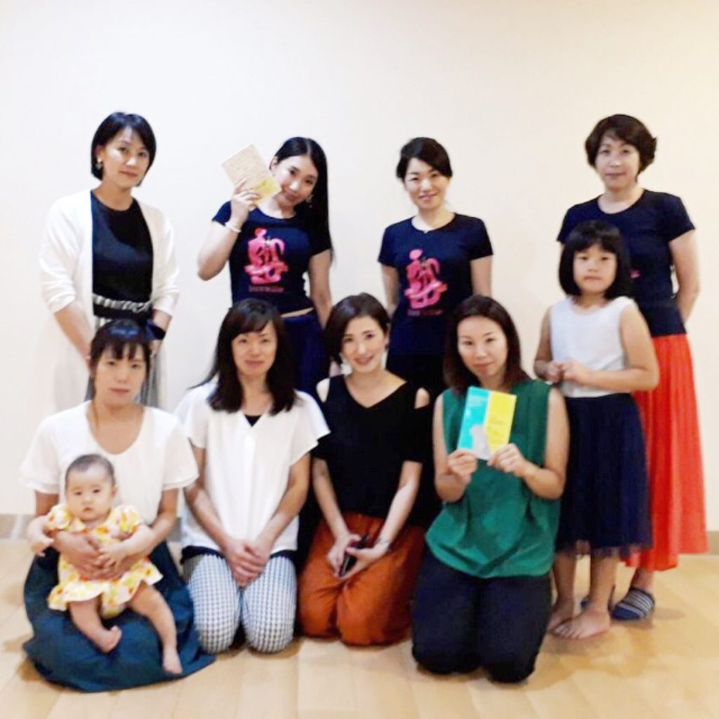 経絡体操&デリケートゾーンケア講座